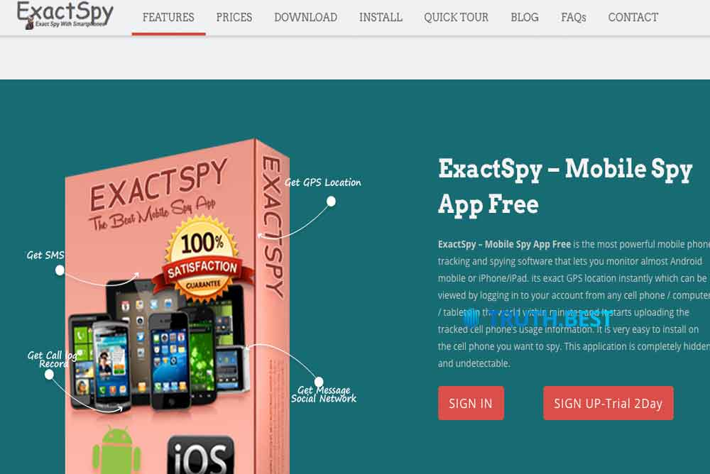ExactSpy Reviews 2019 | Best ExactSpy App Review From Truth Best