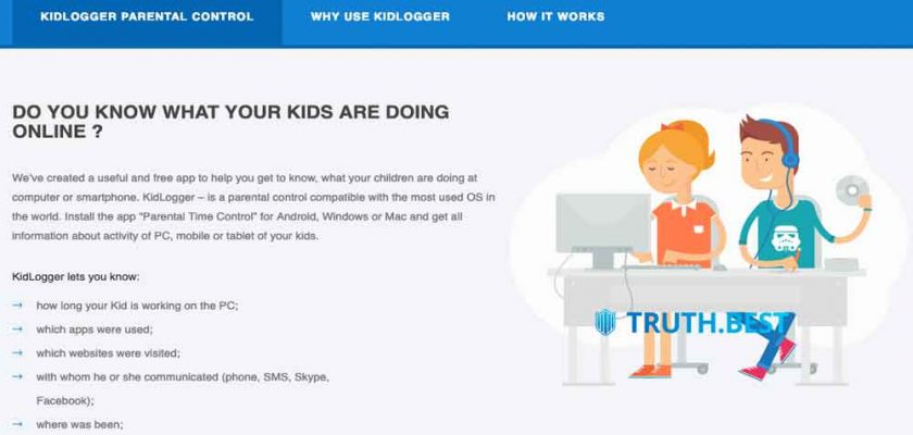 Find The Best Parental Control Available – Check KidLogger Review