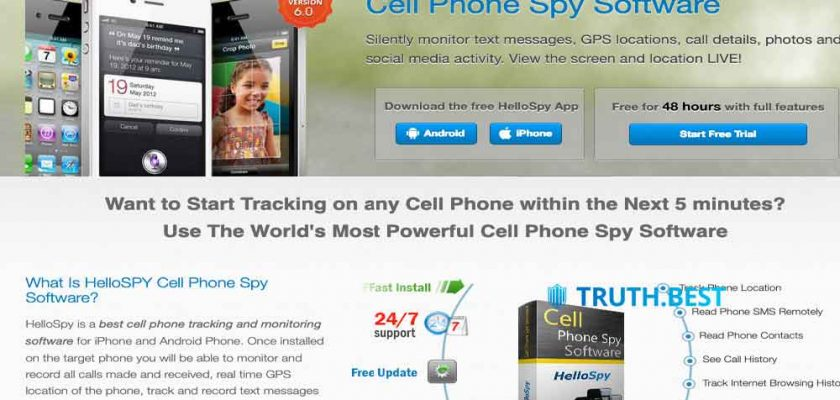 HelloSpy Reviews 2019 | Best HelloSpy App Review From Truth Best