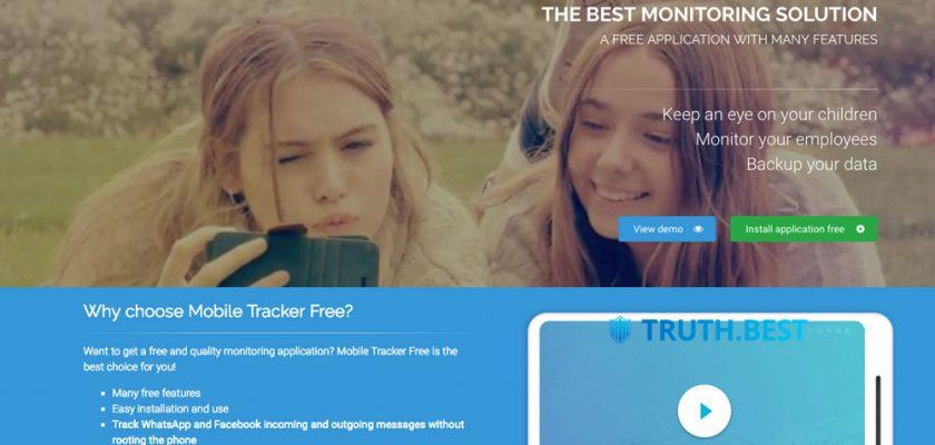 Mobile Free tracker app reviews