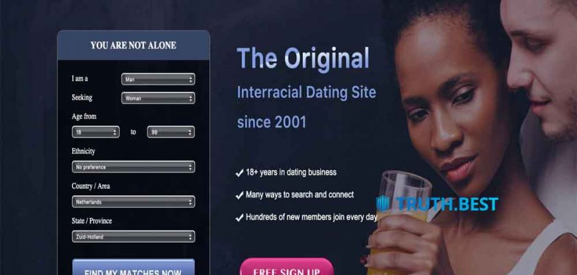 Interracial Match Review: Increase Your Chances To Find Your Soulmate