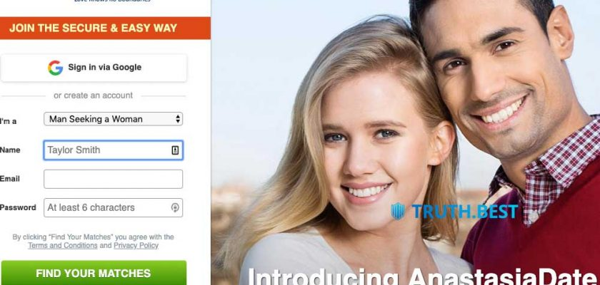 Is It Possible to Find Love on AnastasiaDate.com?