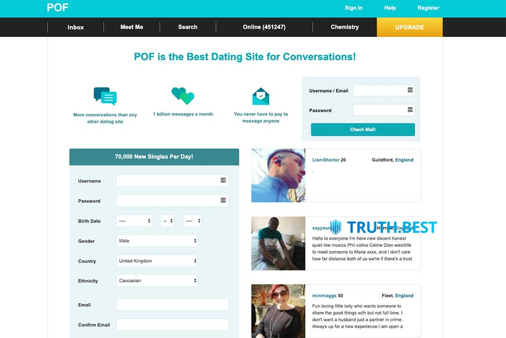 pof desktop advanced search
