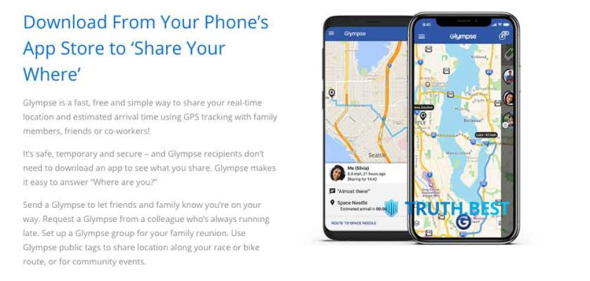 Glympse Review: Smart GPS Locator Or A Waste Of Money?