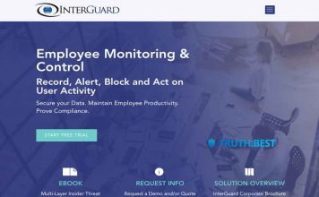 Interguard Review: All You Need To Know About The Control Of Employees