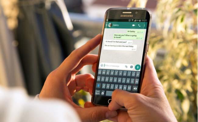 Whatsapp chat spy