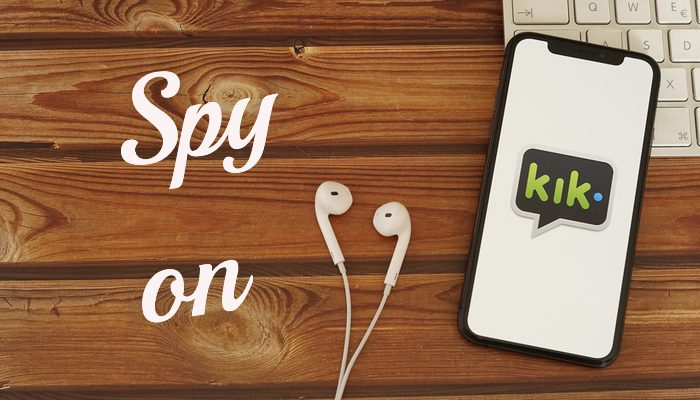 kik Spy apps